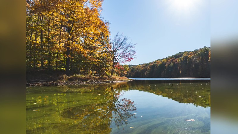 2019 Indiana: Brown County State Park in Nashville Photo Slideshow