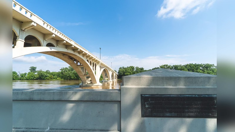 2019 Indiana: George Rogers Clark National Historic Park in Vincennes Photo Slideshow