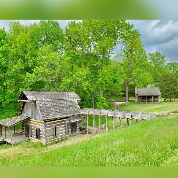 2019 Indiana: Fowler Park and Prairie Creek Park in Vigo County Photo Slideshow