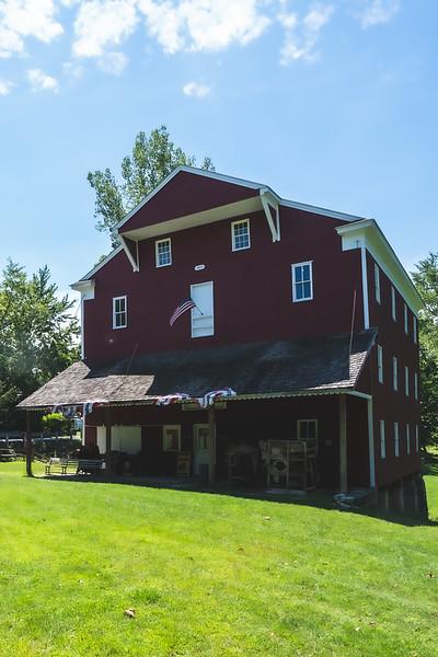 Adams Mill in Carroll County Indiana
