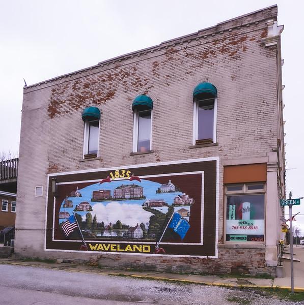 Montgomery County Indiana Roadtrip Pic