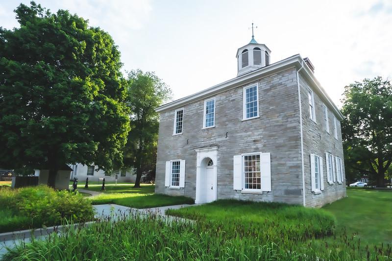 Capital State Historic Site in Corydon Indiana