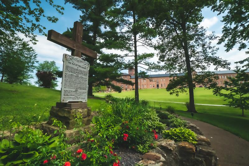 Sisters of St. Benedict Monastery in Ferdinand Indiana