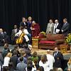 The Dalai Lama and friends