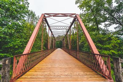 McCloud Nature Park in North Salem Indiana