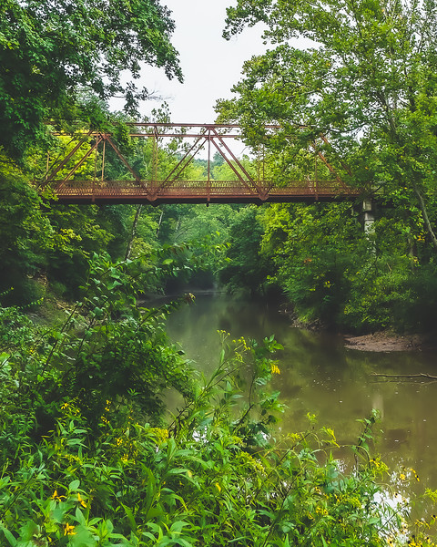 McCloud Nature Park in Hendricks County Indiana