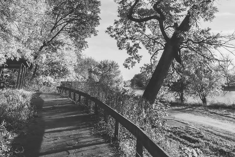 Merom Bluff Park in Merom Indiana