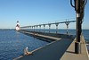 Michigan City East Pierhead