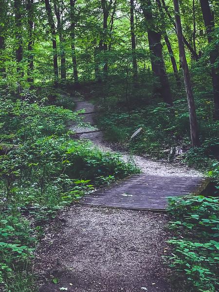 Prairie Creek Park in Vigo County Indiana