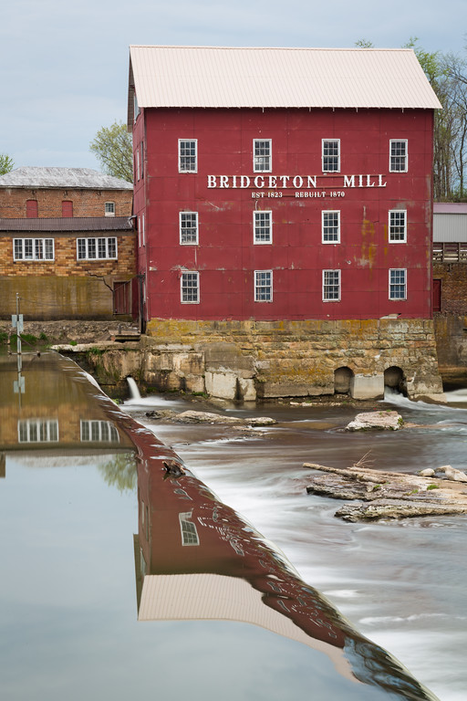Mill Reflection
