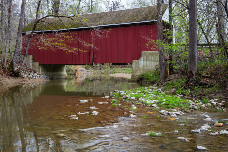Zacke Cox Bridge