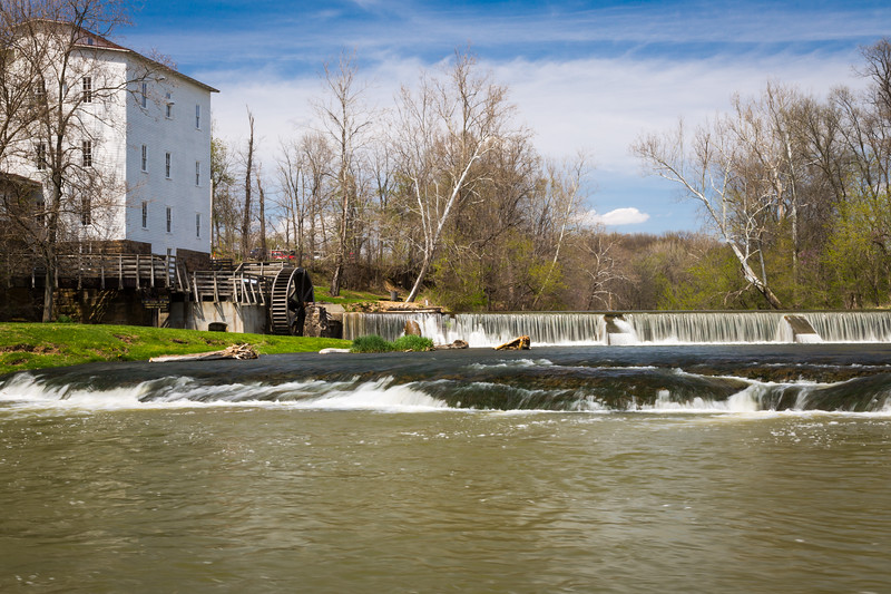 Mansfield Roller Mill and Dam