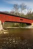 Deers Mill Bridge and Creek