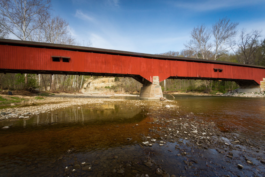 Deer's Mill Bridge