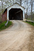 Dirt Road to Cox Ford Bridge