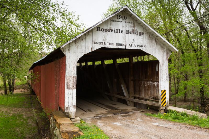 Roseville Bridge