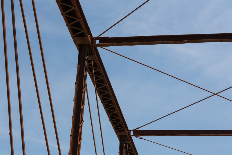 Trusses and Sky