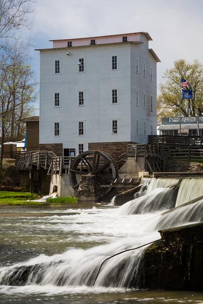 Mansfield Roller Mill