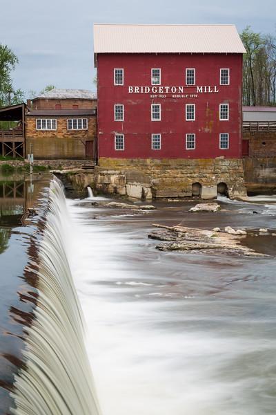 Bridgeton Mill and Waterfall