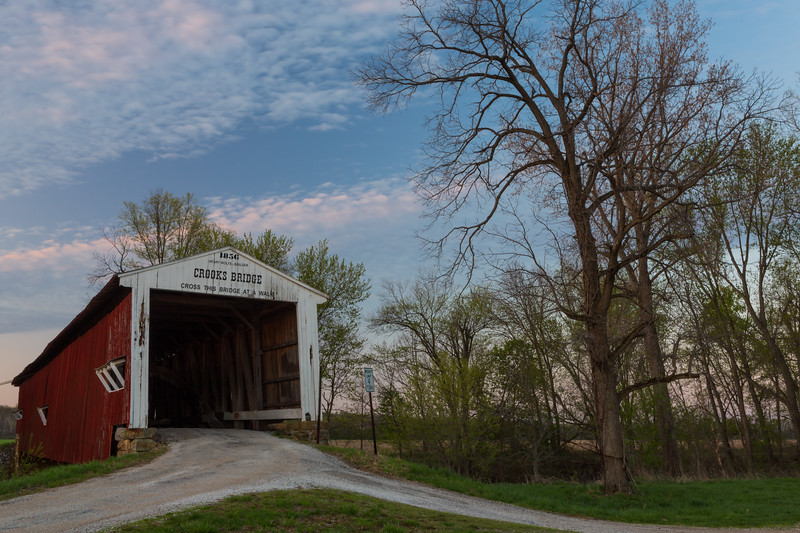 Crooks Bridge Sunrise II