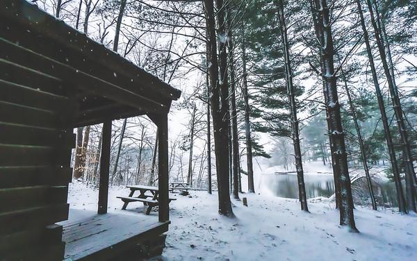 Sullivan County Park & Lake in Sullivan Indiana