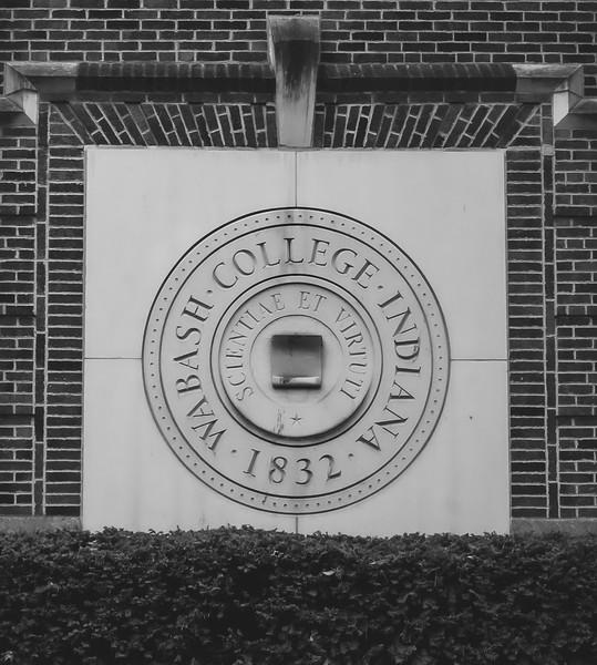 Wabash College in Crawfordsville Indiana