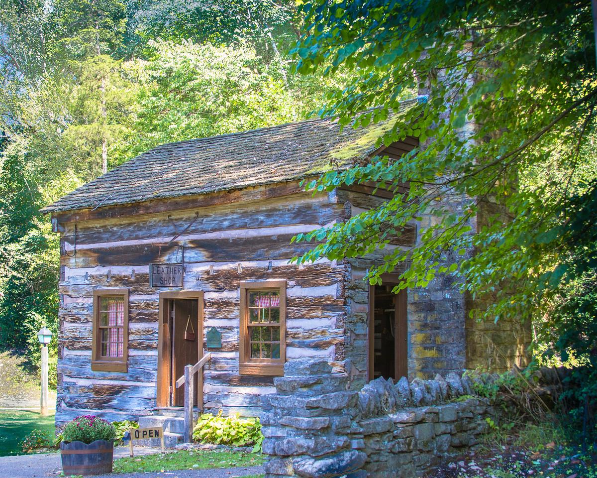 Cabin at Springmill