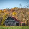 Mail Pouch Tobacco Barn in IN