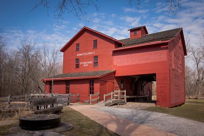 Bonneville Mill