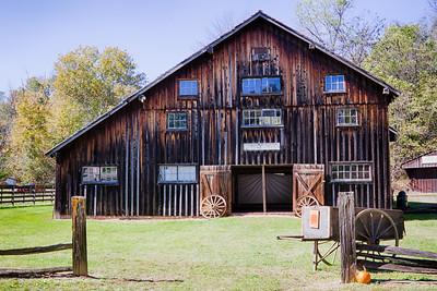 Barn at Billie Creek Stables