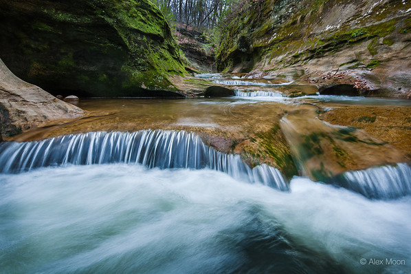 Fall Creek Gorge