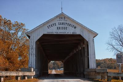 State Sanitorium Bridge in IN