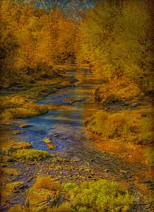 Creek at Bridgeton, IN