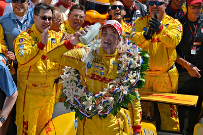 2014 Indianapolis 500 Mile Race