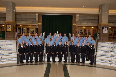 IFD Recruit Class 80 Large Group
