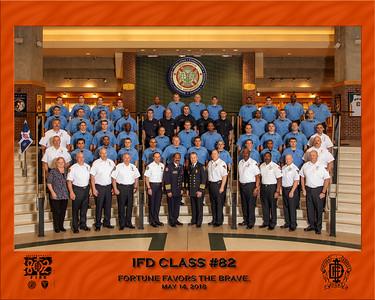 !FD # 82 Recruit Class 16x20 altered