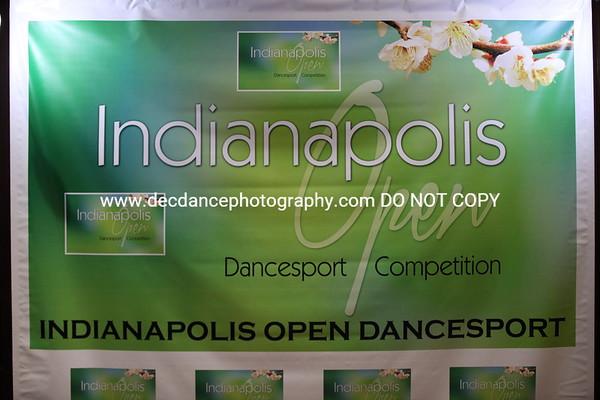 2016 Indianapolis Open Dancesport