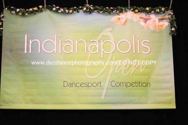 2017 Indianapolis Open Dancesport