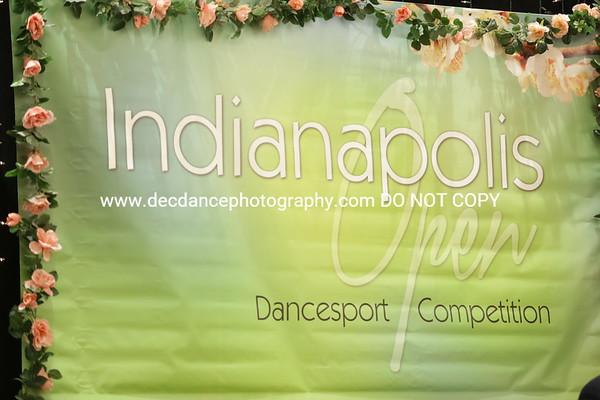 2018 Indianapolis Open Dancesport