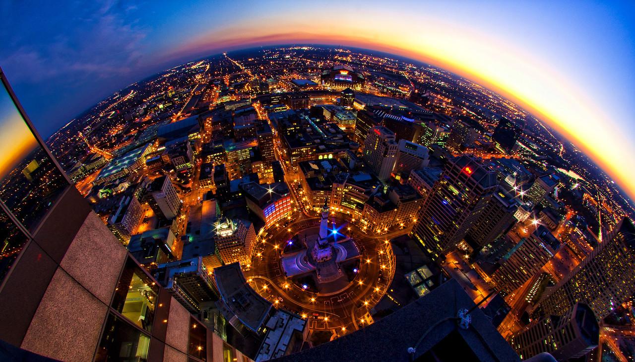 The Circle City