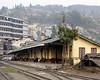 Darjeeling Himalayan Rly station, Kurseong, Tues 27 March 2012 3.