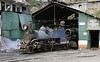 Darjeeling Himalayan Rly 0-4-0T Nos 791 & 804 Queen of the Hills, Kurseong shed, Tues 27 March 2012 1.