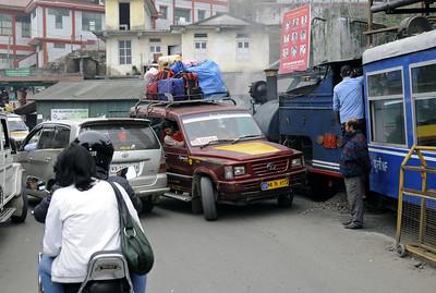 Darjeeling Himalayan Railway 3: Kurseong - Darjeeling