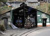 Darjeeling Himalayan Rly engine shed, Kurseong, Tues 27 March 2012 2.
