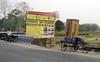 Lineside scenes between Siliguri and Sukna, Mon 26 March 2012 4.