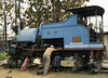 Darjeeling Himalayan Rly 0-4-0T No 780 Wanderer, Siliguri Junction shed, Tues 27 March 2012.  Sharp Stewart 3883 / 1893.  The oldest B class still in service on the DHR.