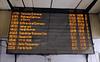 Delhi Cantonment station, Sat 24 March 2012 2: Departures.