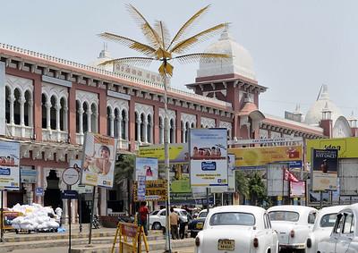 East Indian Railway No 21 Express, Chennai