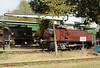 Great Indian Peninsula Railway broad gauge 0-6-0CT No 3, Indian railway museun, New Delhi, 24 March 2012 1.  Hawthorn Leslie 3538 / 1923.