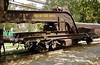 Northern Railway 65 ton broad gauge steam crane No 2220, Indian Railway Museum, New Delhi, 24 March 2012 1.